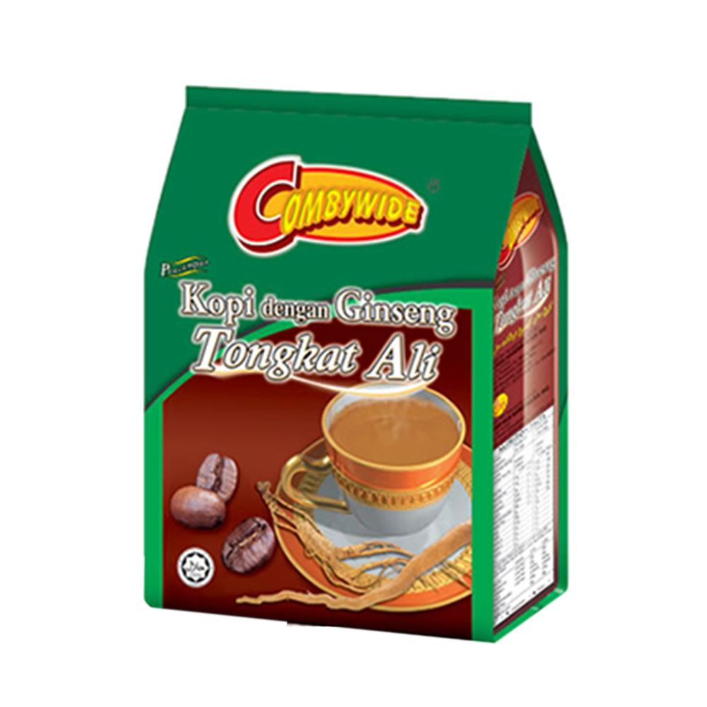 Coffee With Ginseng & Tongkat Ali