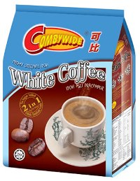2 in 1 White Coffee - No Sugar Added