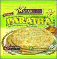 Puff Paratha Onion