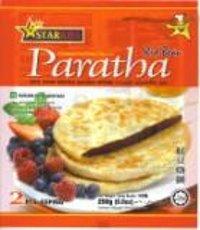 Stuffed Paratha Red Bean