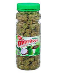 MINICOCO Coconut Cookies (Pandan)