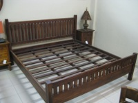 Jeruji Bed No.1