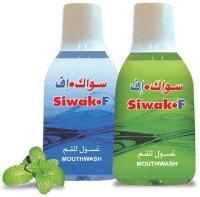 SIWAK-F MOUTH WASH