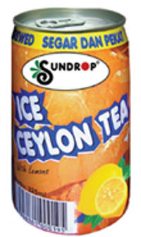 Ice Ceylon Tea Can