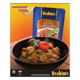 Brahim's Rendang Paste