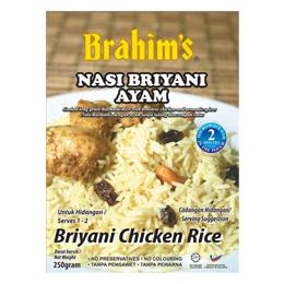 Brahim's Chicken Briyani