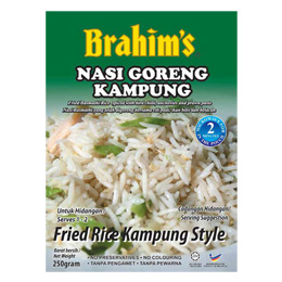 Brahim's Kampung Fried Rice