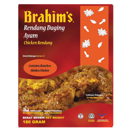 Brahim's Chicken Rendang