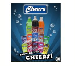 Cheers Carbonated Soft Drink
