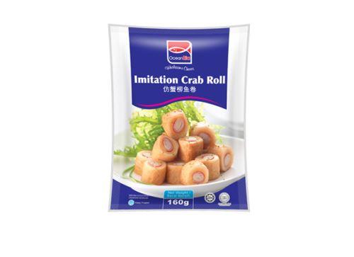 Imitation Crab Roll