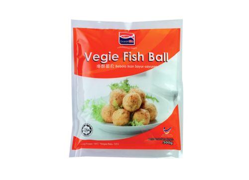 Vegie Fish Ball