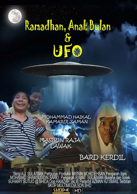 Ramadhan,Anak Bulan & UFO
