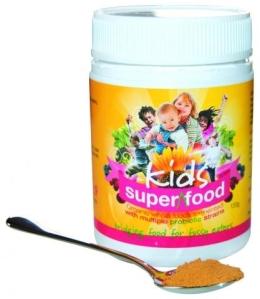 Organic Whole Food Super Kids