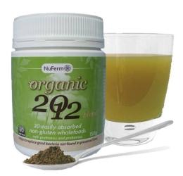 Organic Wholefood 2012 Blend