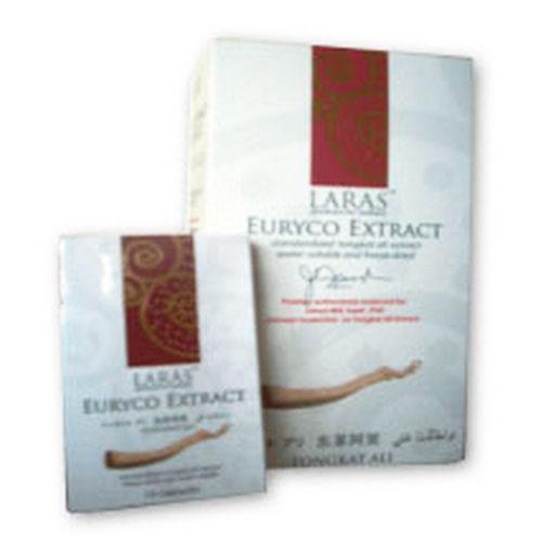 LARAS Tongkat Ali Euryco Extract Capsules