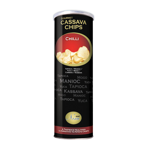 OEM Cassava Chips - Chilli