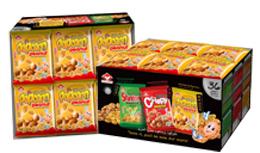 Popcorn Peanuts