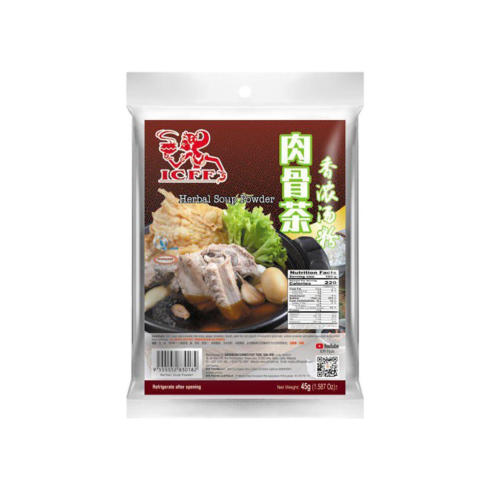 Herbal Soup Powder