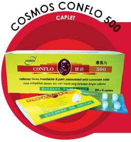 Cosmos Conflo 500 Caplet