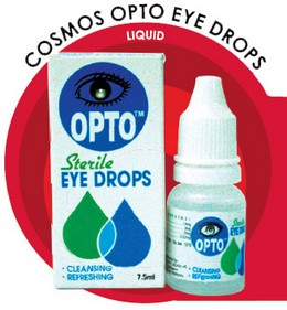 Cosmos Opto Eye Drops Liquid