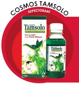 Cosmos Tamsolo Expectorant