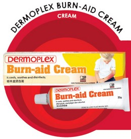 Dermoplex Burn-Aid Cream
