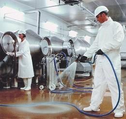 Ovation Powdered Cleaner/ Sanitiser (A4-940)