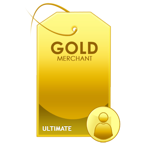 Gold Merchant E-Commerce Website