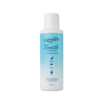 Q10 Gentle Toning Lotion