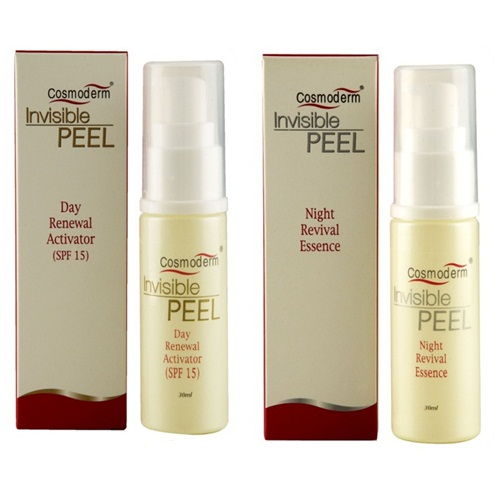 Invisible Peel Day and Night Set