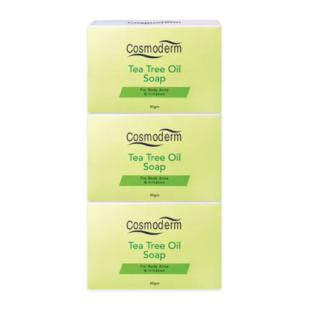 Tea Tree Oil Soap
