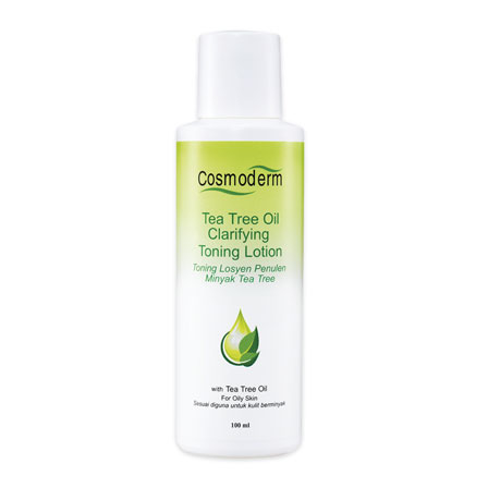 Tea Tree Oil Clarifying Lotion