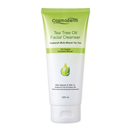 Tea Tree Oil Facial Cleanser with Vitamin E