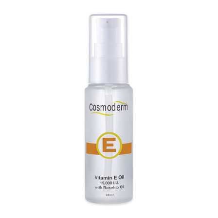 Vitamin E Oil 15,000 I.U. with Rosehip Oil