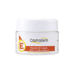 Vitamin E Cream 3,000 I.U. with Rosehip Oil