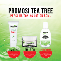 PROMOSI - Percuma Toning Lotion  50ml