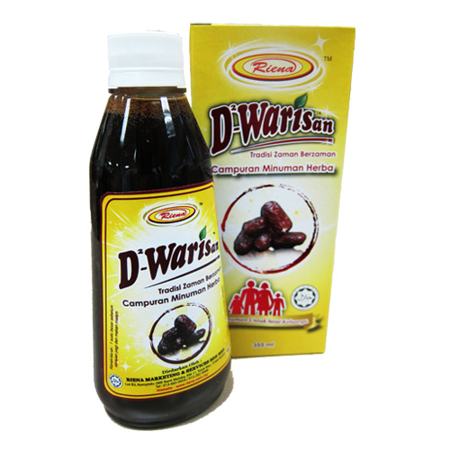 D²-Warisan Date Juice