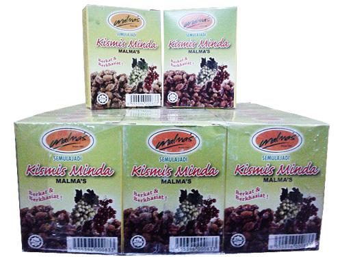Kismis Minda (1 Box x 24 Packet)