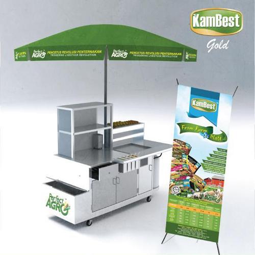 KamBest Kiosk (Gold Package)