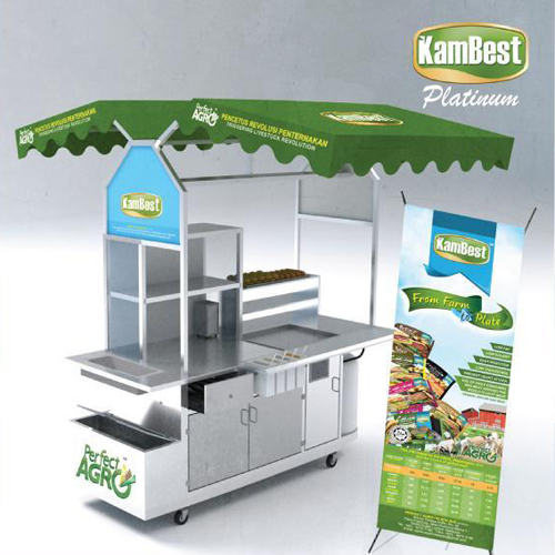 KamBest Kiosk (Platinum Package)