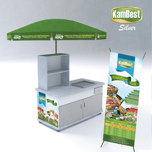 KamBest Kiosk (Silver Package)