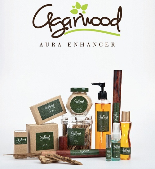 Agarwood Aura Enhancer Series Of Products