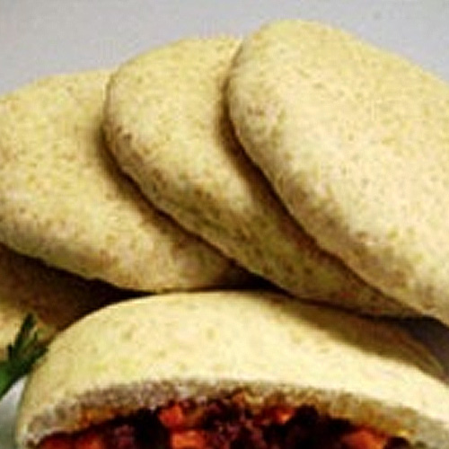 Whole Meal Pita Bread