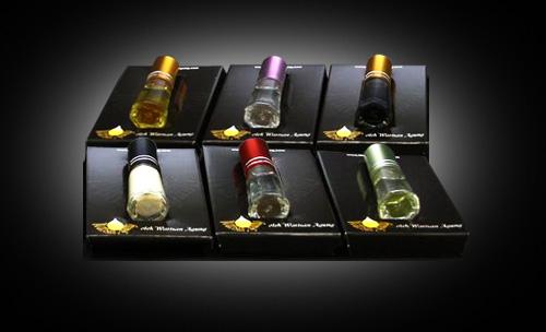 Musk Fragrance 4 Unit (Sunnah Fragrance)