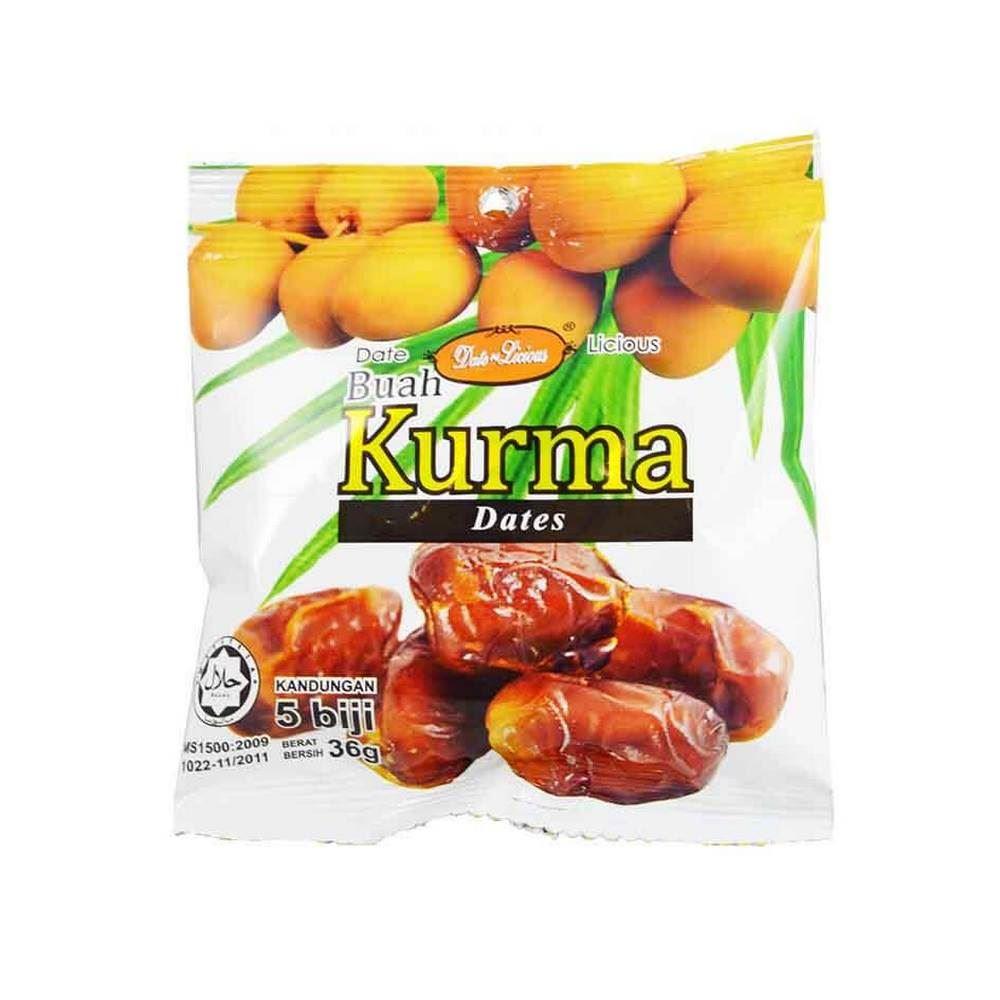 Date-Licious Snekfruit - Dates (5pcs)