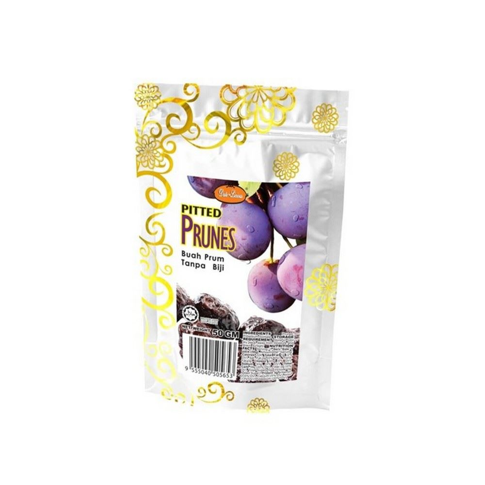 Date-Licious Dried Fruit Pouch - Pitted Prune