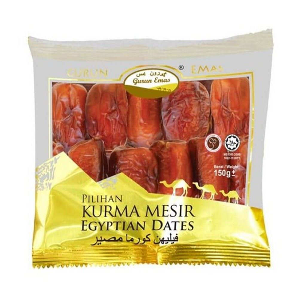 Gurun Emas Convenient Pack - Egyptian Dates