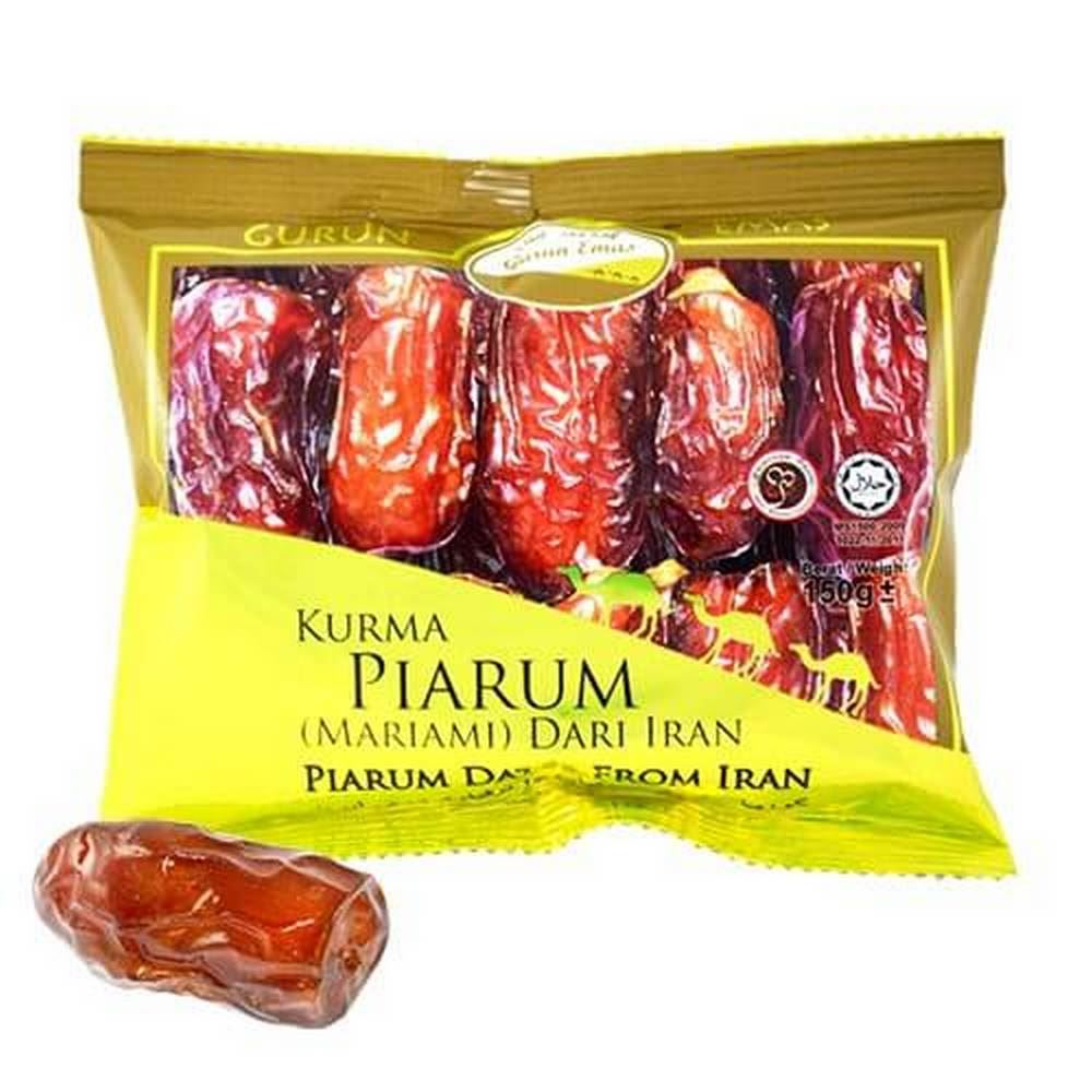 Gurun Emas Convenient Pack - Piarum (Mariami) Dates from Iran