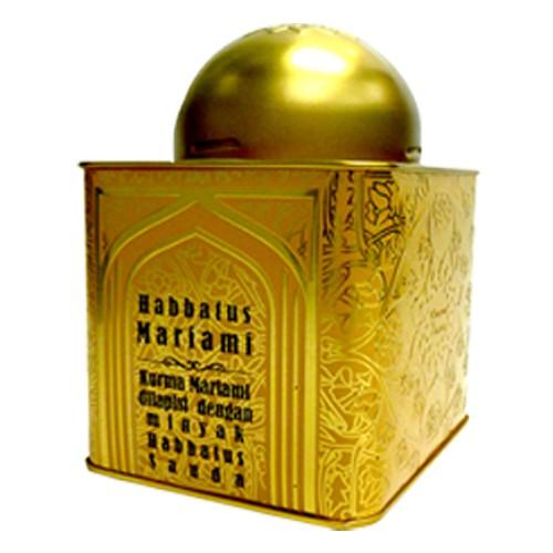 The Dome (Gold) - Mariami with Habbatus Sauda