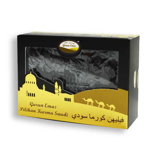 Gurun Emas Mini Box Series - Selected Date from Saudi